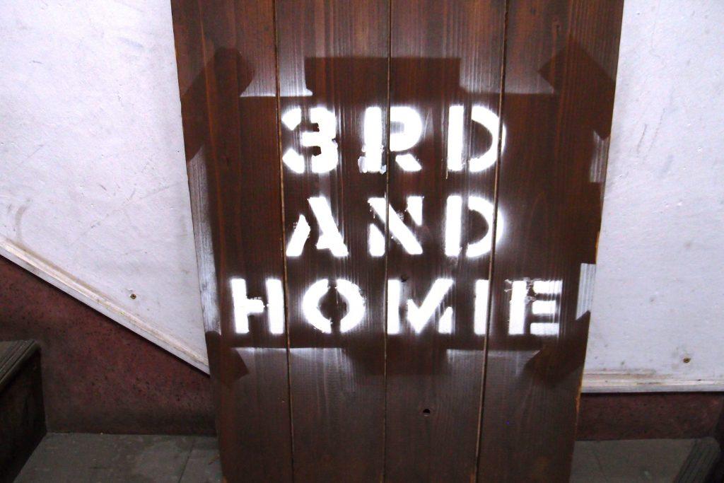 足利のレコードショップ「3rd & Homie」