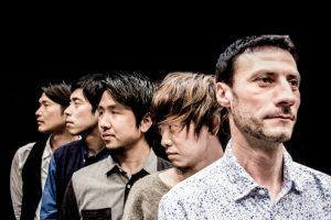 ヨルダン・マルコフ・ブルガリア五重奏団、1stアルバム7/26発売&リリースツアーも開催