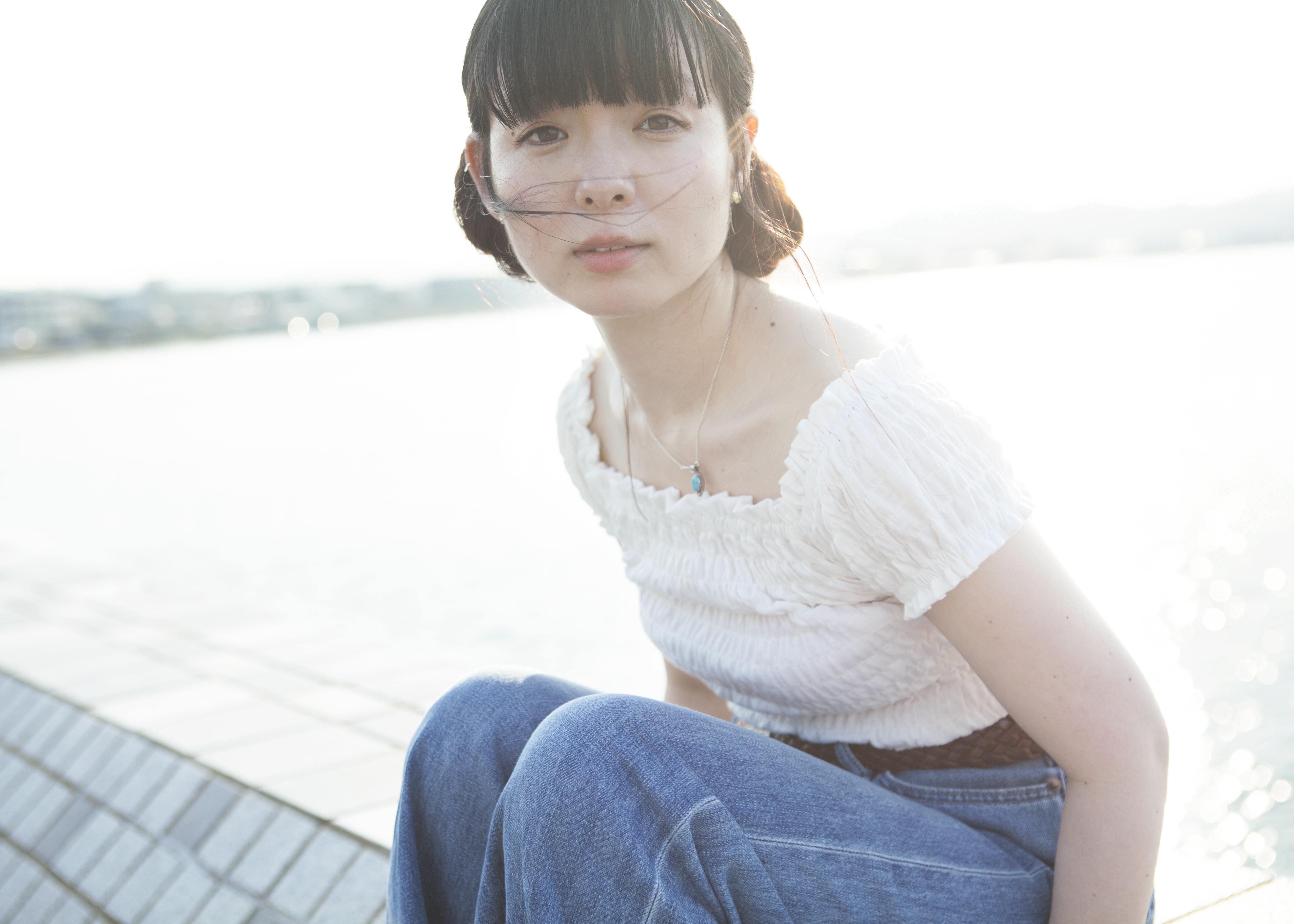 平賀さち枝(撮影:カトウトギ)