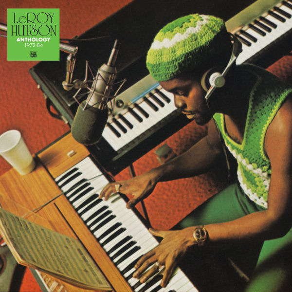 Leroy Hutson『Anthology』