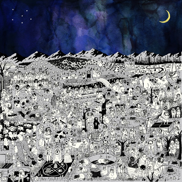 Father John Misty『Pure Comedy』