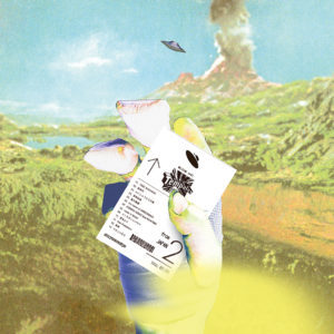 Tempalay『from JAPAN 2』購入特典ステッカー