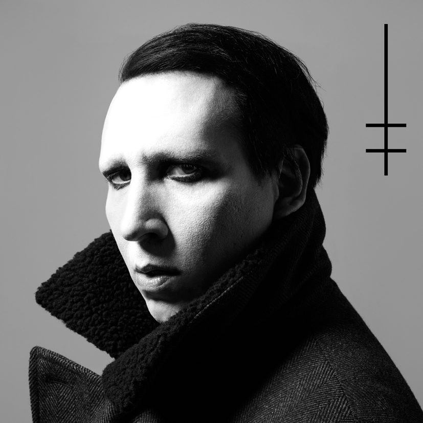 Marilyn Manson『Heaven Upside Down』