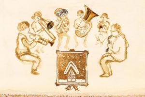 METAFIVE、YMOなどで活躍するゴンドウトモヒコによる管楽器六重奏・Gondo's Carol Brass Ensemble、クリスマス・キャロルの名曲集を11月リリース
