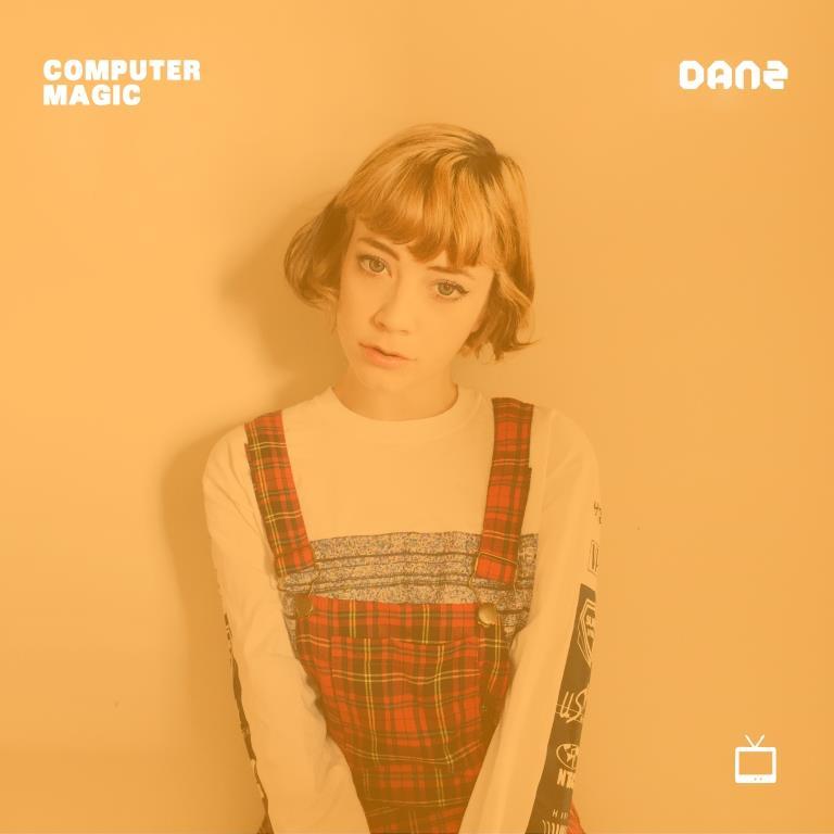 NYの宅録女子Computer Magic、待望の新作『Danz』3月発売決定&日本盤ジャケット本日公開
