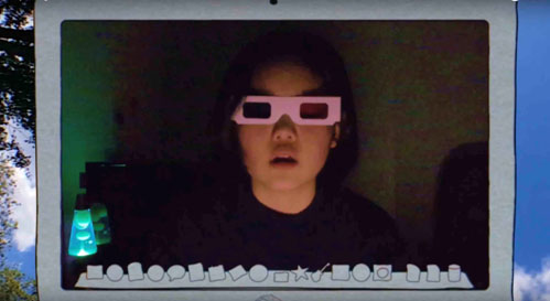 Superorganism「Reflections On The Screen」MV