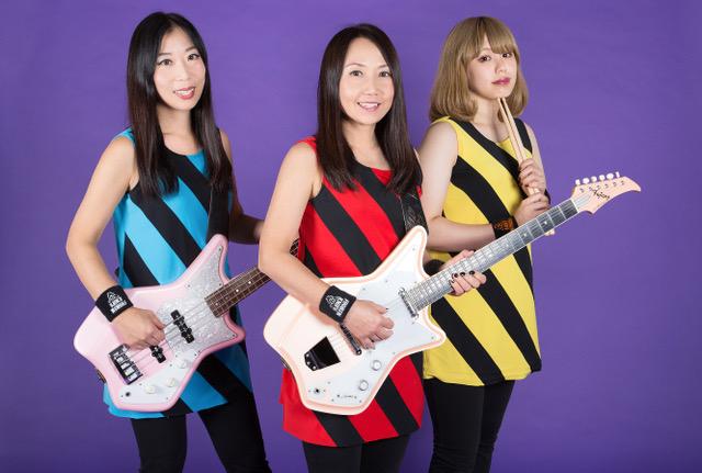 明日新作ライブ・アルバム『ALIVE! in Osaka』をリリースする少年ナイフ、恒例の712 DAY PARTYツアーを今年も開催決定