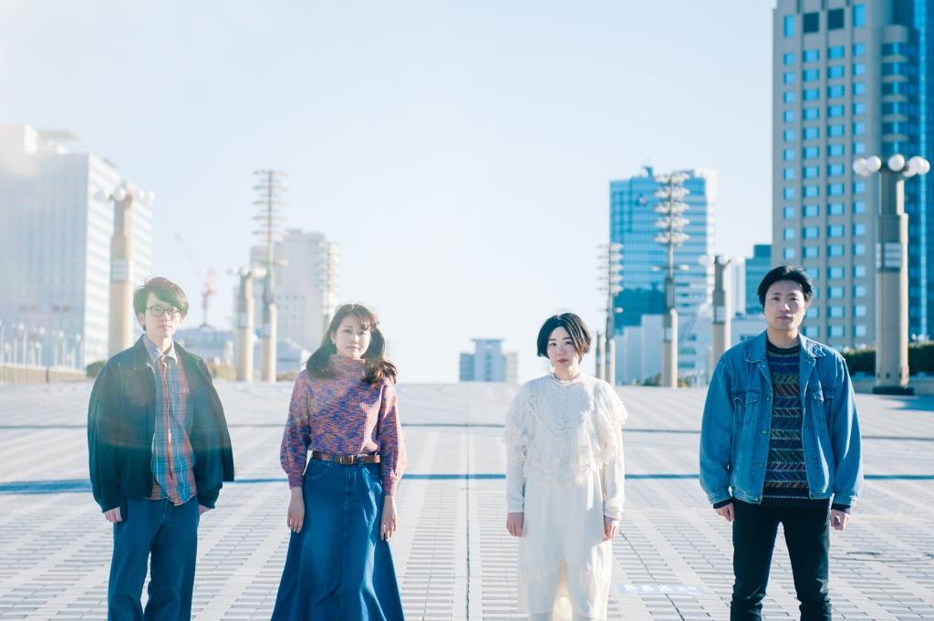 阿佐ヶ谷ロマンティクス、昨日発売の最新アルバムから「君の待つ方へ」MV公開