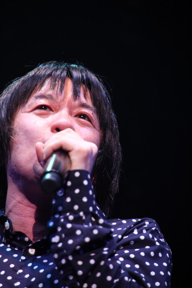 鈴木圭介(フラワーカンパニーズ/Vocal)