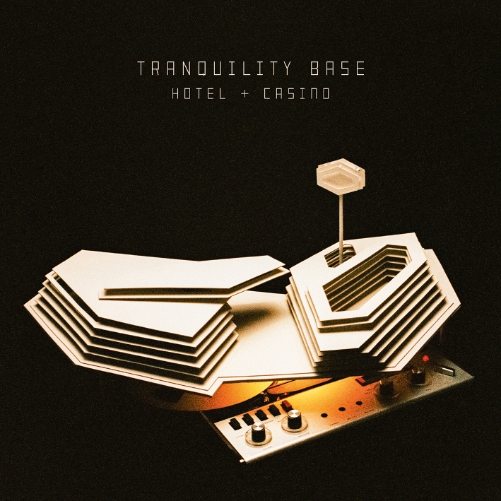 Arctic Monkeys『Tranquility Base Hotel & Casino』