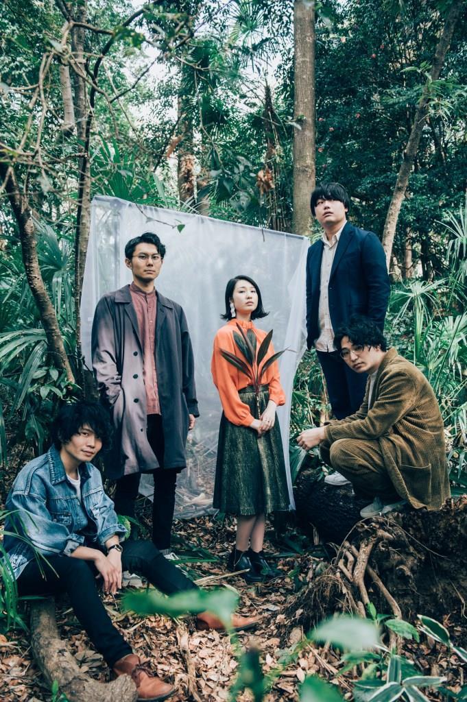 新世代R&Bバンド・Mime 、一部店舗限定EPを5月に発売&リリース・パーティのゲストにEmerald