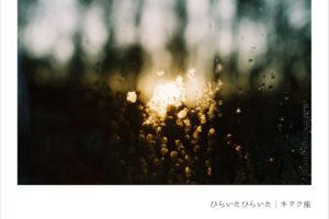 """日本の童謡を""""再構築""""するキヲク座、 100年以上前から歌われる『ひらいたひらいた』を配信リリース。 ミュージックビデオも公開。"""