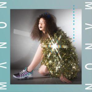 16歳の次世代カルチャー・アイコン MANON、1st Album『TEENAGE DIARY』7月発売決定!