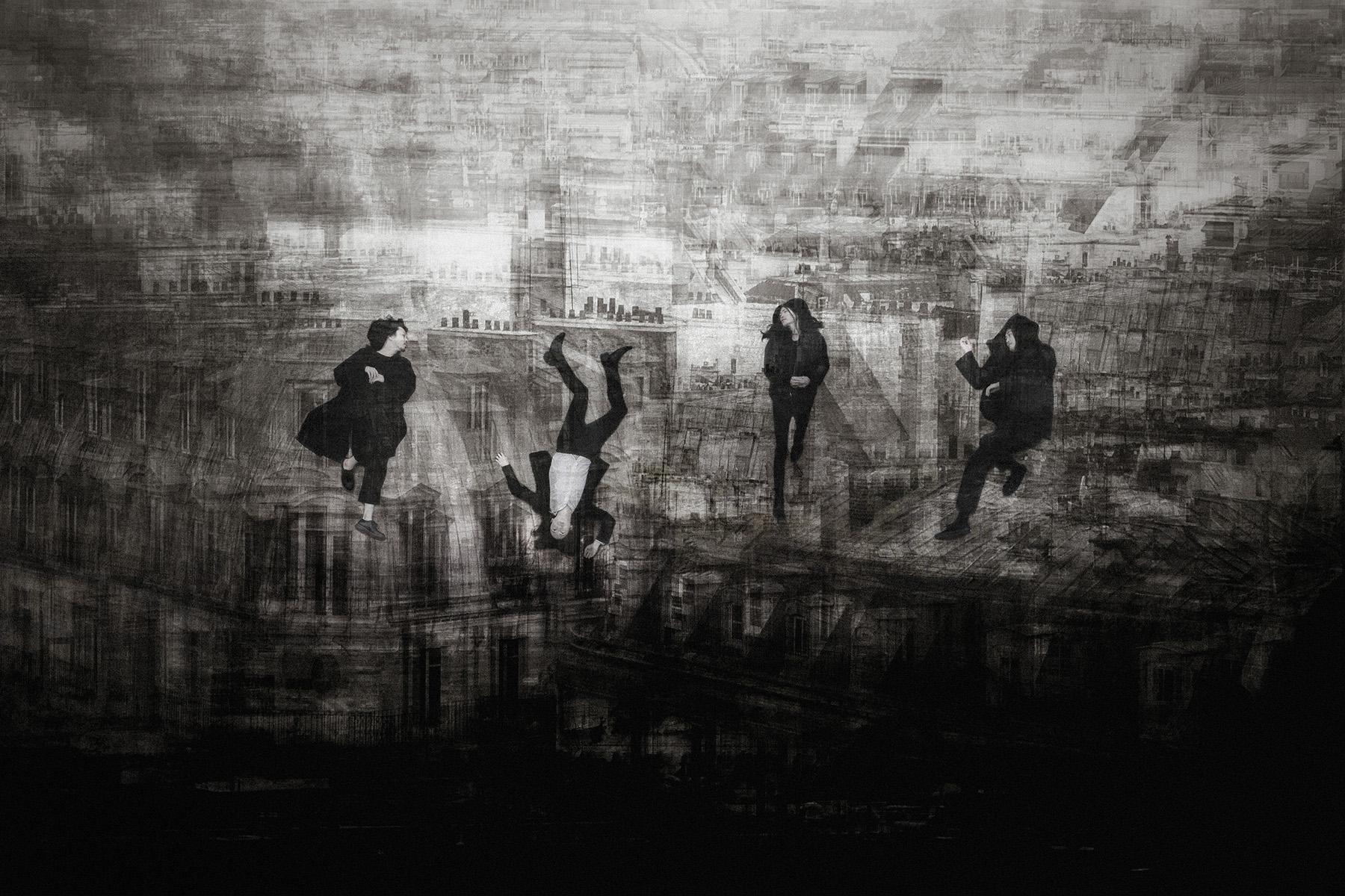 THE NOVEMBERSが5月リリースの新作EP『TODAY』より「みんな急いでいる」のMVを公開!