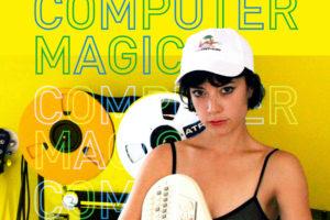 """来日公演が迫ったNYのアーティストComputer MagicのオリジナルロングTシャツを、夏の""""フェスファッション""""イベント""""TOKYO KAIHOKU FESTIVAL""""にて販売!"""