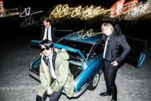 KING BROTHERS、ヨーロッパツアー開催&『wasteland』アナログ盤リリース決定!白石晃士監督による新MV公開も!