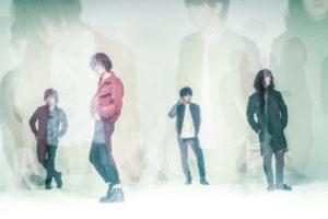 LAMP IN TERREN、活動休止を経てのアルバム「The Naked Blues」 収録曲詳細とジャケット写真公開!