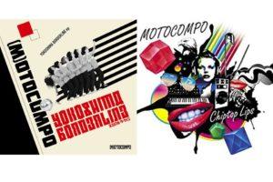 伝説のテクノポップユニットMOTOCOMPO幻のタイトル再発盤と、(M)otocompoの3年ぶり新作が同時リリース!