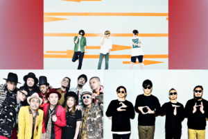 ASPARAGUS×FRONTIER BACKYARD×the band apart、クリスマスに3マンライブ決定!