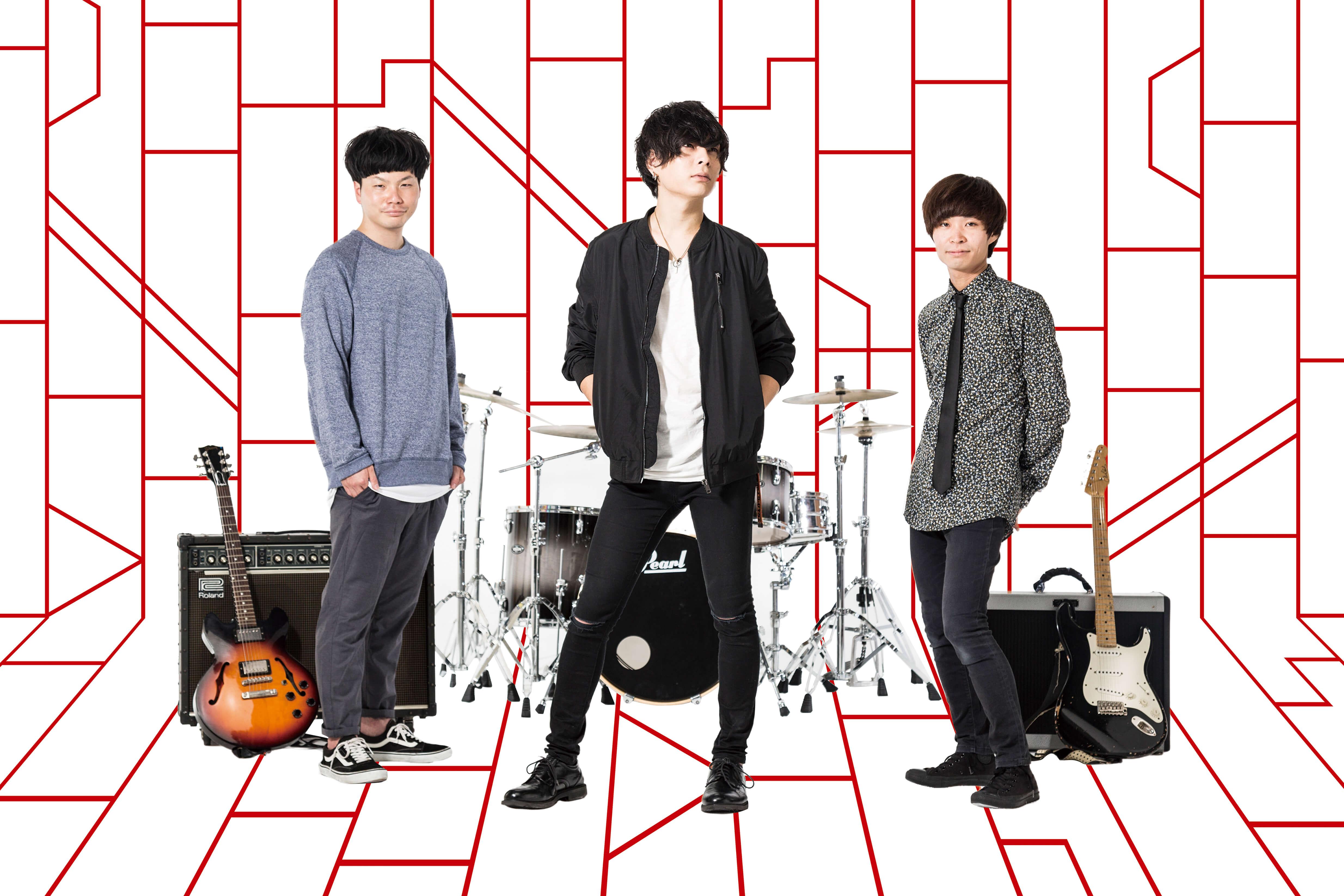 Half time Old、3rdアルバム『真夜中の失踪に聡明と音楽』から「ミニマリスト」のMVを公開。リリースツアーも発表。