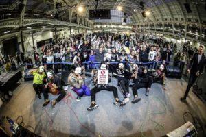 Xmas Eileen、イギリス・ロンドンでの「HYPER JAPAN WINTER 2018」出演、大盛況にて終了! 帰国後まもなく3日間の主催イベント開催へ!
