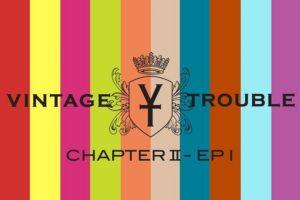 最強のライヴ・バンドと評されるVINTAGE TROUBLE(ヴィンテージ・トラブル)、 新作『Chapter II - EP I』と共に 2019 年 4 月ジャパン・ツアー決定!