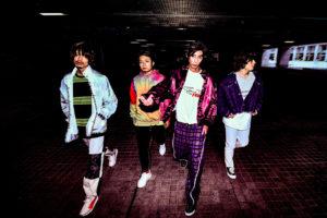 日本のバンドで初、透過LEDパネルを使用し撮影!パノラマパナマタウン、新曲「Top of the Head」のMV公開! さらにアルバム発売を記念した全曲再現ライブも決定!