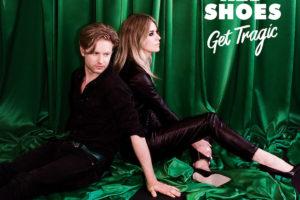 UK最強の男女オルタナ・デュオBlood Red Shoes(ブラッド・レッド・シューズ)、世界待望の5年ぶり新作『Get Tragic』の日本盤が2019年1月23日リリース決定! ボーナストラック収録!