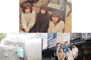 SaToA、年明け開催のレコ発ライブに、 やなぎさわまちこと1983がゲスト出演決定