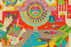 サーフ・ロック・バンド、La Luz(ラ・ルース)のフロント・ウーマン、Shana Cleveland(シャナ・クリーヴランド)の2ndソロ・アルバム『NIGHT OF THE WORM MOON』がリリース。