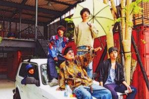 3月6日に1st Full Albumのリリースが決定している浪漫革命がツアーの詳細とジャケットを解禁!
