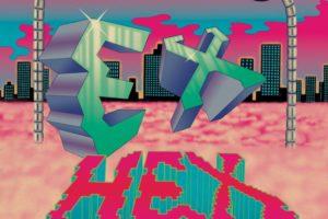 MARY TIMONY(メアリー・ティモニー/Helium、Wild Flag)率いる米ワシントンDCのインディ・ロック・バンド、EX HEX(エクス・ヘックス)。ピッチフォークのベスト・ニュー・ミュージックにも選ばれた『Rips』から4年半、2ndアルバム『IT'S REAL』が完成。