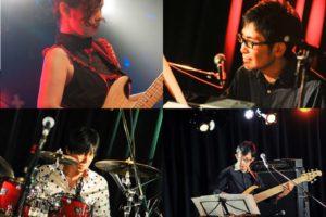 元VELVET PAWギタリスト伊東憂紀ことYUKIE率いる「YUKIE & Nanclenaicers(ユキエ&ナンクルナイサーズ)」が、5/15に4th ミニアルバム『Solid Earth』をリリース!4/24には配信にて先行リリースも決定!