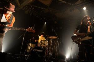 【LIVE REPORT】鹿の一族、2ndアルバム『P』レコ発ワンマンライブ開催!