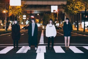 奈良発ロックバンドSplit end、6月に一部店舗限定でニューシングルリリース!
