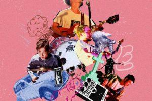 DENIMS、2nd Full Albumのジャケット・ツアー詳細発表。