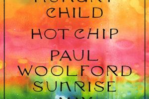 エレクトロ・ポップの代表格、Hot Chip(ホット・チップ)が6月リリースの最新作『A Bath Full of Ecstasy』収録曲「Hungry Child」の、PaulWoolfordリミックスをリリース!