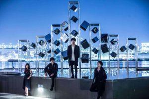 CRAZY VODKA TONIC、9月にミニアルバム『DARUMA』リリースを発表。10月には渋谷クラブクアトロでワンマンライブも!