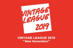 錯乱前戦、ステレオガールら全8組出演、『VINTAGE LEAGUE 2019』渋谷クアトロ編の開催決定!