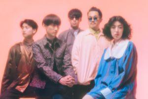 all about paradise、7/3にリリースするアルバム『PARA』のリードトラック「PARA」が本日より先行配信スタート!