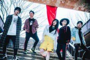 vivid undress、結成5周年の集大成に初の東名阪ワンマンツアーを発表! ツアータイトルは「◯◯突入!!」