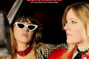 L.A.のガレージ&ポップ・パンクな姉妹バンド、BLEACHED(ブリーチド)がよりキャッチーでエモーショナルな3rdアルバム『DON'T YOU THINK YOU'VE HAD ENOUGH?』をDEAD OCEANSよりリリース。
