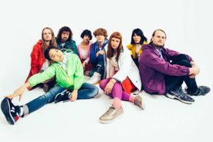 Superorganism、サマソニへの出演直前にデビュー作『Superorganism』の再発が決定!