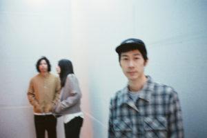 uri gagarnのニューシングル「Swim」、本日より配信スタート。