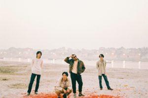 Gateballers、3rdアルバム『Infinity mirror』レコ発ツアー対バン発表!ツアーファイナルは髭、Helsinki Lambda Clubとの3MAN!