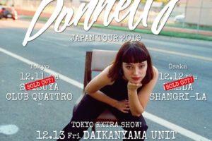 Stella Donnelly(ステラ・ドネリー)、12月の単独公演が即日完売につき、東京のみ待望の追加公演決定!
