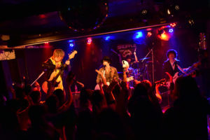 Yeti、メンバーの個性が存分に溢れたコンセプトアルバム『化学』を携え、2年ぶりとなる全国ツアーが開幕!