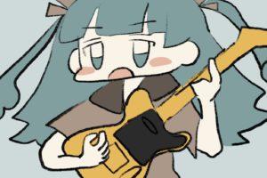 """YouTubeでマンガを配信しているロックンロール・ギタリスト""""さくら""""がバンドメンバーを募集"""