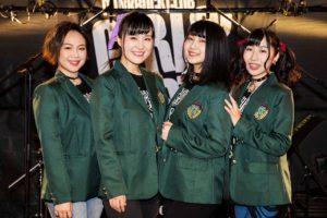 """『ガールズフィスト!!!!』と太田彩華率いる""""太田家""""が10月11日、2つのステージで対バンライブを開催!!"""