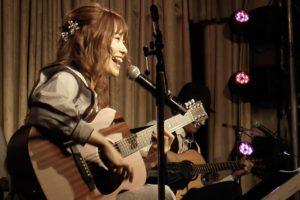 声優/シンガーの上間江望、11月に発売するアコースティックアルバム「LIBRA」の世界観をアコースティックライブで披露!!